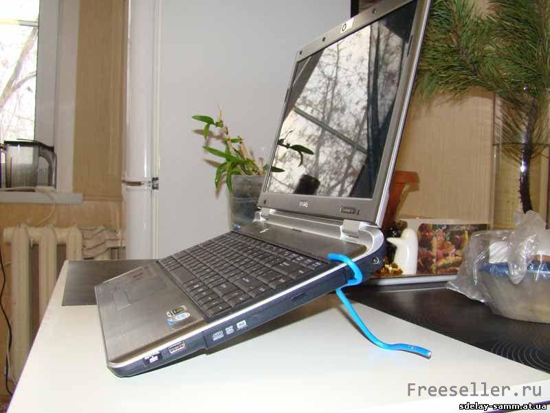 Самодельная подставка для ноутбука