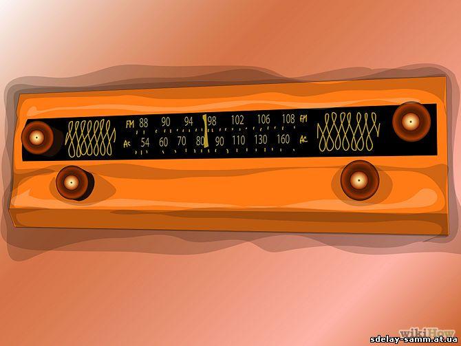Как сделать FM антенну