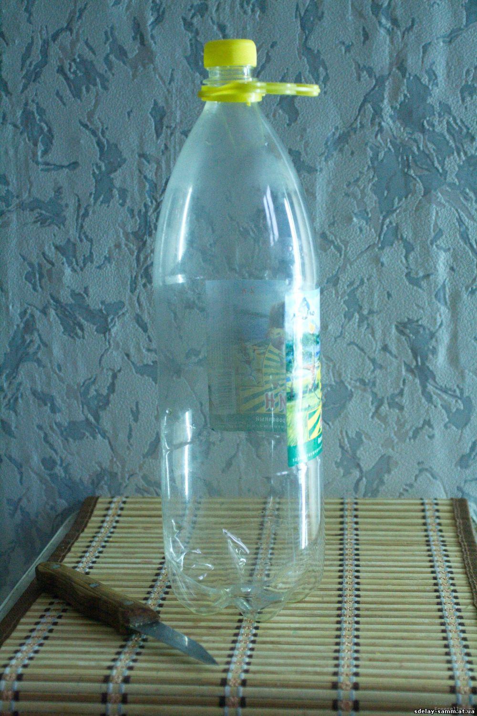 Фонтан из бутылки своими руками поделка