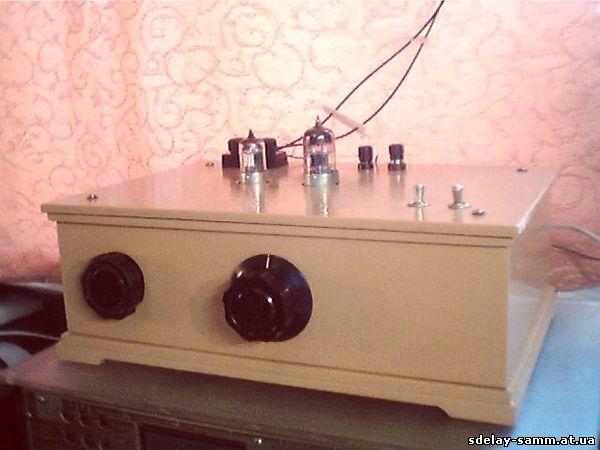Ламповый детекторный приёмник